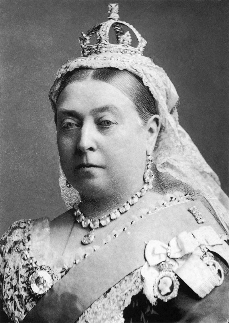 Queen Victoria: The Grandmother of England